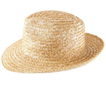 Mon Fedora Paille Classic Italy
