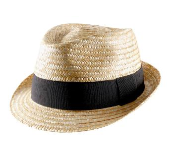 Classic Trilby Paille Classic Italy