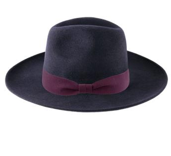Mon Fedora Large B Couture